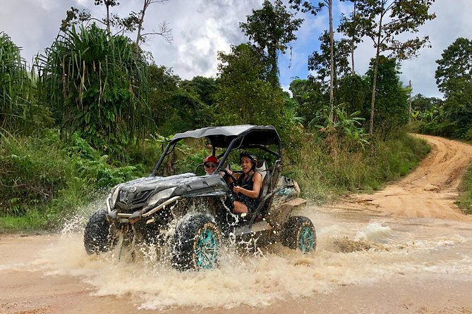 Samui X Quad 4WD Buggy Tour including Lunch