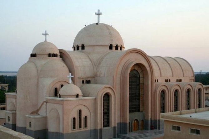 Tour to Wadi El Natroun Monastery from Alexandria