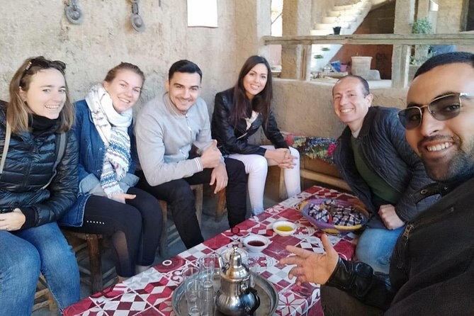 The Atlas Mountains and 3 Valleys Day Trip in 4x4