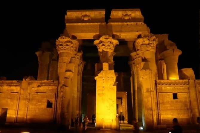 Sound and Light Show at Karnak Temple photo 2