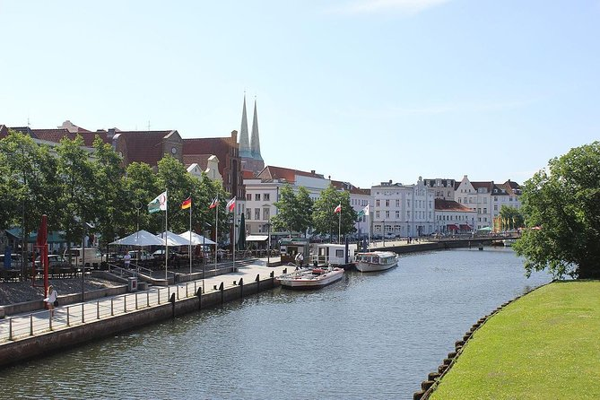 Lübeck walking tour with licensed guide