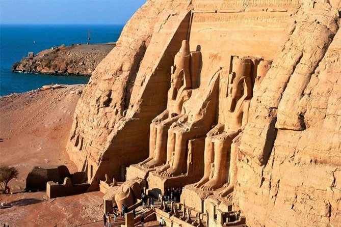 Trip to Abu Simbel by Coach