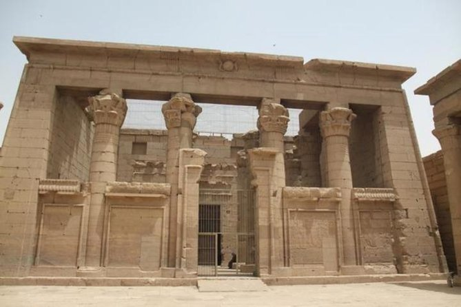 Tour to Dendera and Medinet Habu