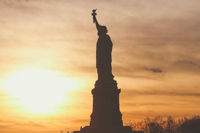 OPEN:Skip the Line Statue of Liberty,The Edge,Ground Zero&911 Memorial