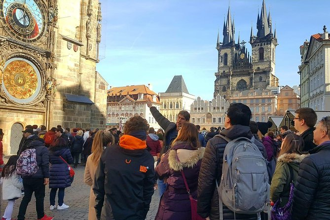 Tour 4 Charity- History & Best Highlights of Prague