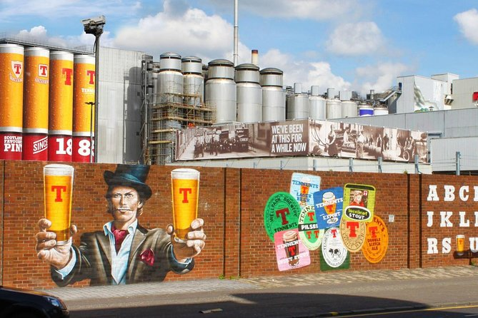 Biglietto per i tour della fabbrica di birra di Tennent