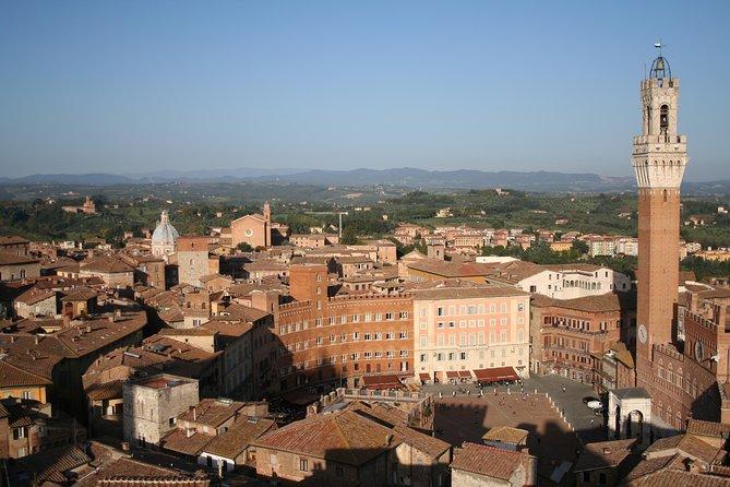 Siena, San Gimignano and Monteriggioni: Medieval Tuscany Experience