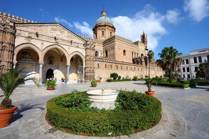 Private Palermo & Monreale Historical Tour