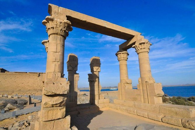 Kalabsha Temple and the Nubian Museum in Aswan