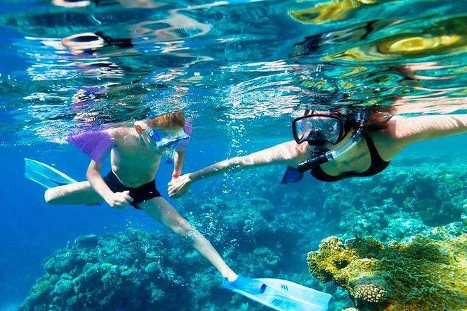Skyreef Cozumel snorkeling & Snack package