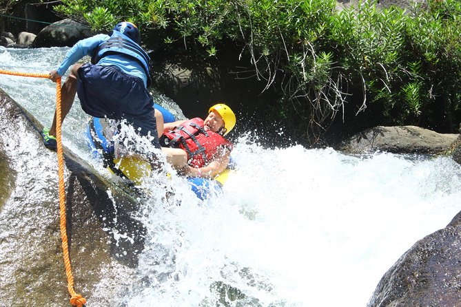Combo Adventure: Canopy Tour, Tubing, Horseback Riding, and Hot Springs Coco Beach