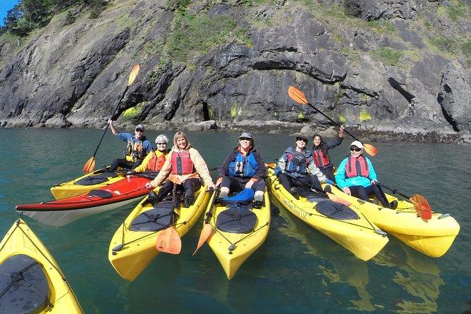 Port Orford Ocean Kayaking