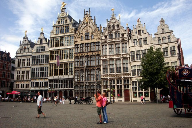 Private day trip to Antwerp from Amsterdam