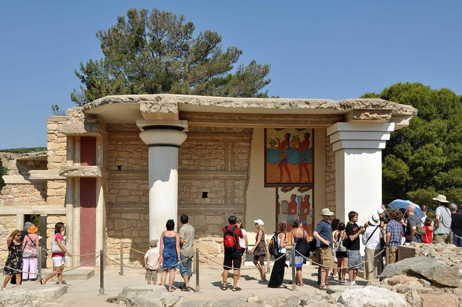 Knossos Palace - Heraklion Museum - Private Tour