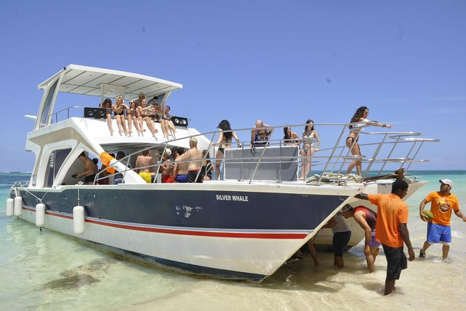 Private Party Boat with Snorkeling in Punta Cana (Half Day) photo 2