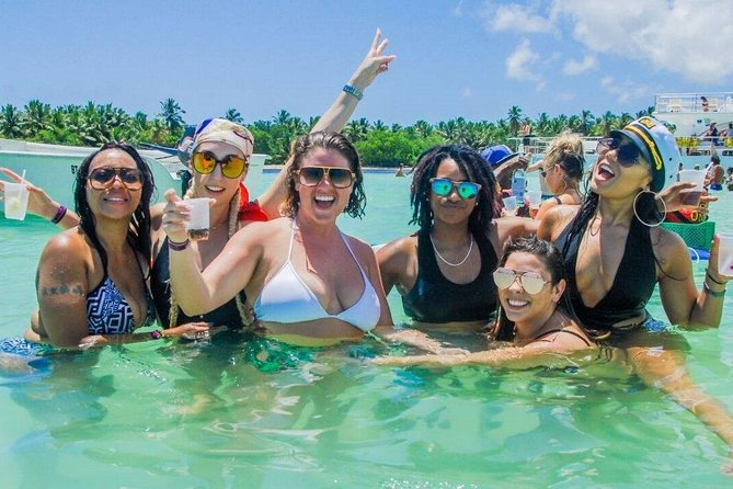 Private Party Boat with Snorkeling in Punta Cana (Half Day) photo 3