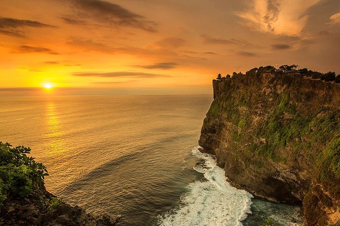Tanah Lot Temple and Uluwatu Temple Full Day Tour