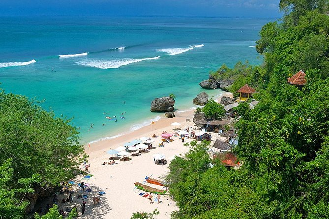 Private Full Day-Tour: Denpasar City and Uluwatu Sunset Tour