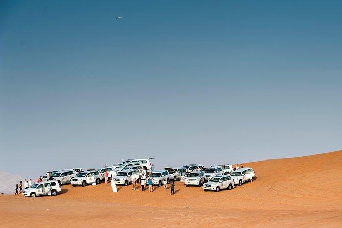 4x4 Desert Safari with BBQ Ras al Khaimah
