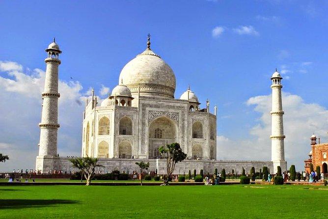 Private Golden Triangle Delhi Agra Jaipur with Ranthambore wildlife Safari