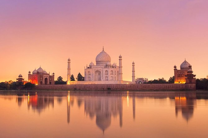 Private Golden Triangle Tour 3 Nights and 4 Days With Accommodation