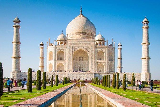 Taj Mahal Mughal Tour : Luxury Tour