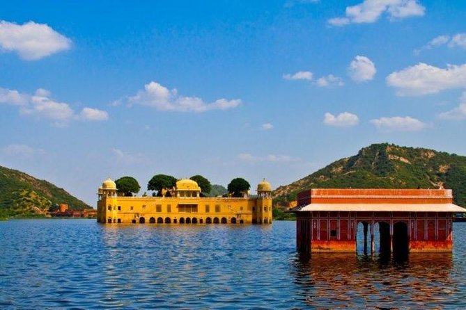 Private Jaipur City Tour From Delhi