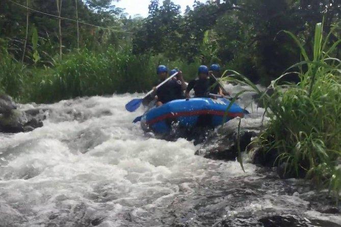 Amazing Rafting adventure on the Telaga Waja white water Bali with Breakfast