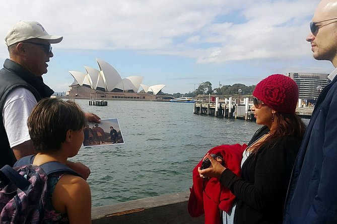 Poihakena tours: stories of Maori in Sydney