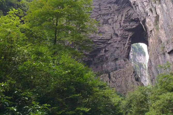 Private Day Tour to Wulong Karst from Chongqing Downtown