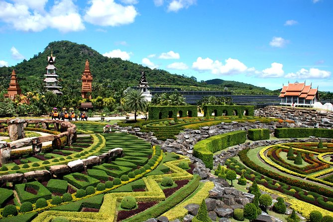 Skip the Line: Nong Nooch Cultural Village Tickets With Optional Transfers
