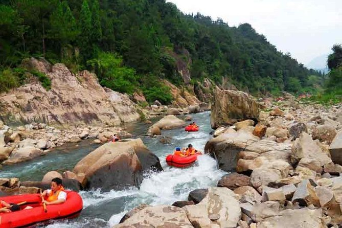 1 Day Mengdong River Rafting&King's Village Tour(Available from Apr to Oct) photo 13