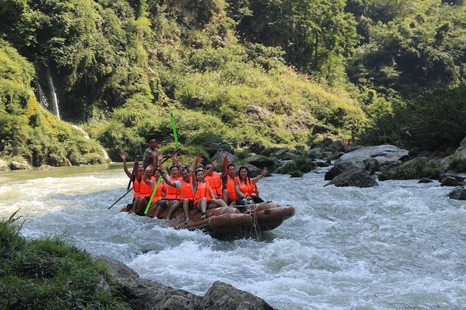 1 Day Mengdong River Rafting&King's Village Tour(Available from Apr to Oct) photo 8