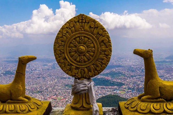 Jamacho Monastery Day Hiking from Kathmandu