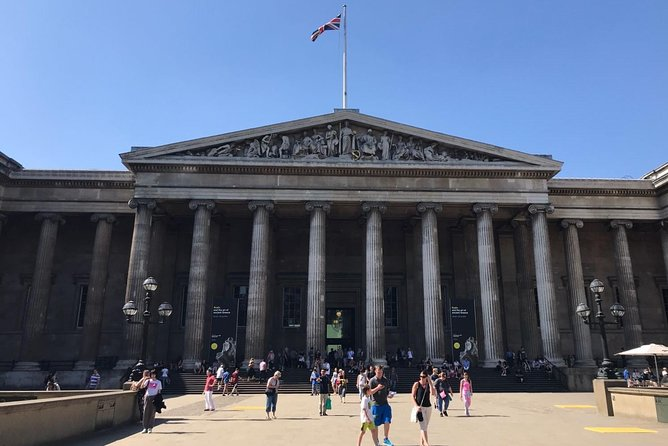 London British Museum Tour w Egypt, Greece, China & South Asia Highlights