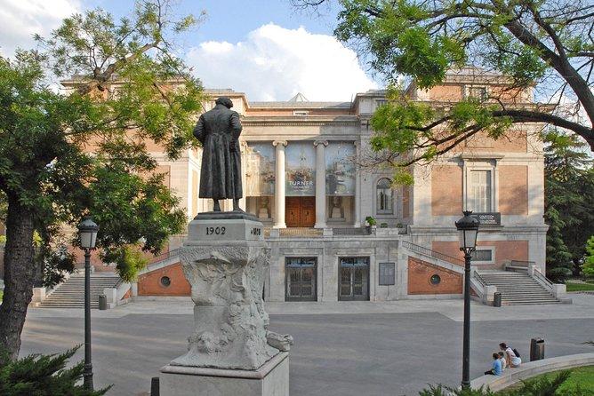 Skip the Line: Art Walk Card: the Prado, Thyssen and Reina Sofía Museum Tickets
