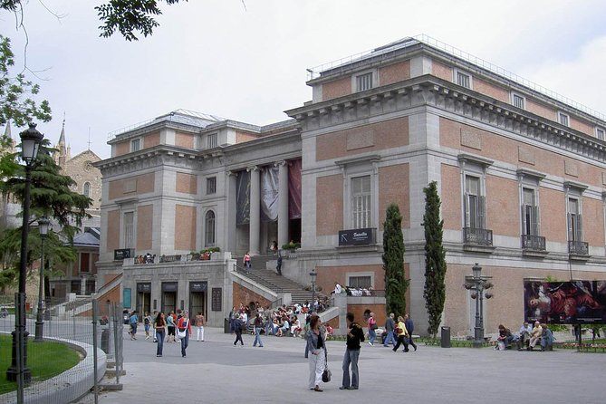 Prado Museum Tour with Private Guide and Transport in Madrid w/ Hotel pick up