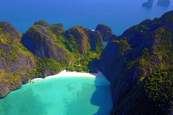 Phi Phi Islands Adventure Day Trip with Seaview Lunch