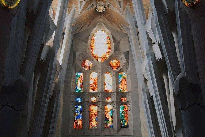 La Sagrada Familia Priority Access Guided Tour
