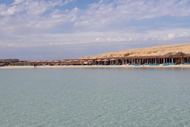 Orange Bay from Hurghada