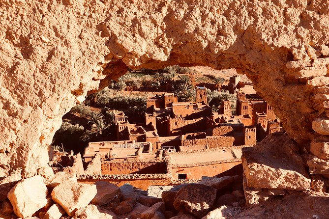 Private Day Trip from Marrakech: Ait Ben Haddou & Telouet including camel ride