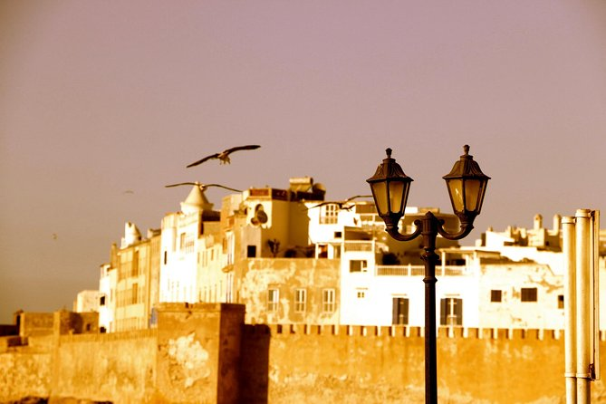Private Day Trip to Essaouira from Marrakech including camel ride at the beach