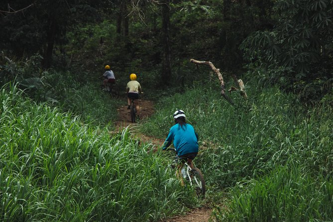 Mountain Bike Adventure to Xunantunich Maya Site