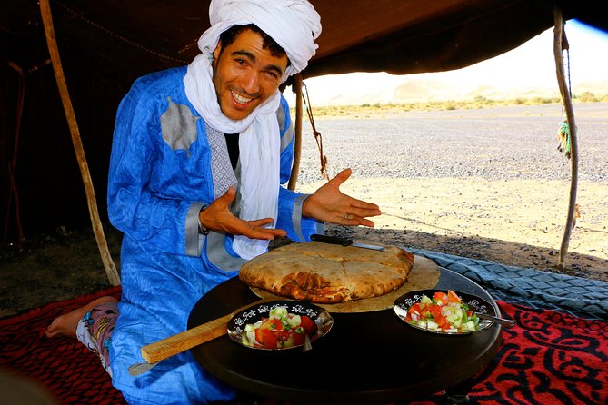 Merzouga Dunes and Berber Culture Private Day Trip with Lunch