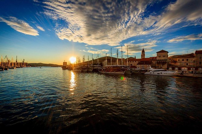 Private Panoramic Sunset tour from Trogir and Split