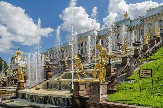 Private 2-Day Tour of St Petersburg with Professional Guide