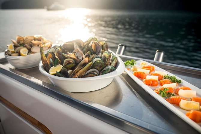 Seafood Odyssea Marlborough Sounds Cruise from Picton
