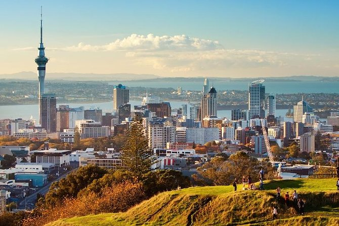 AUCKLAND CITY AND BEST OF WEST COAST OF AUCKLAND'S NATURAL TOUR