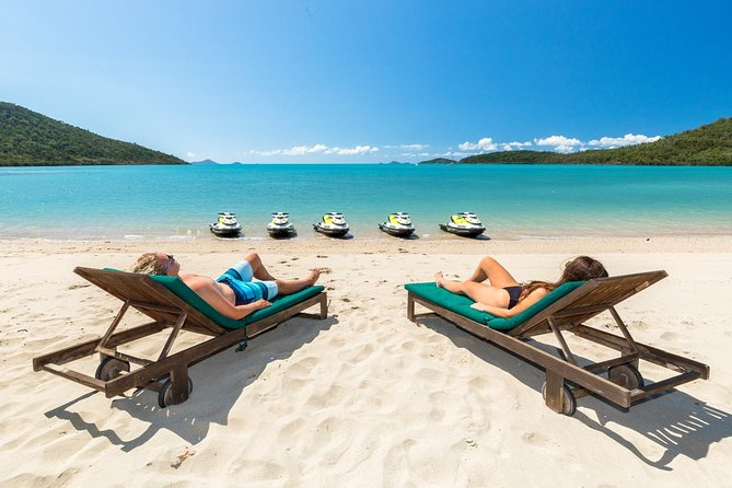 Whitsundays Jet Ski Tour To Exclusive Paradise Cove Resort