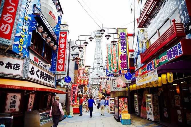 Private Car Full Day Tour of Osaka Temples, Gardens and Kofun Tombs